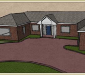 Jacksonville Paver 3d Design